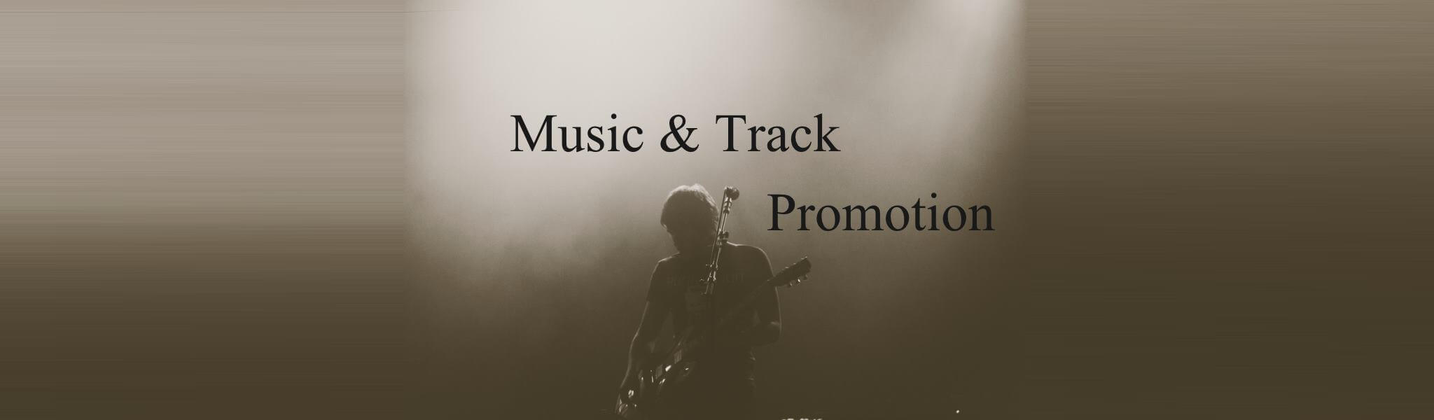 Advertise your Tracks