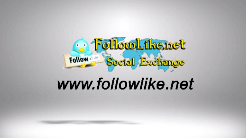 FollowLike Social Exchange